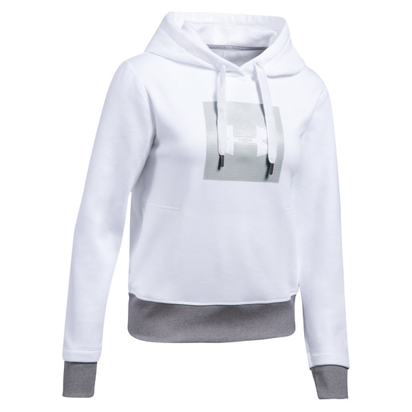 Threadborne BL - Women's Fleece Hoodie