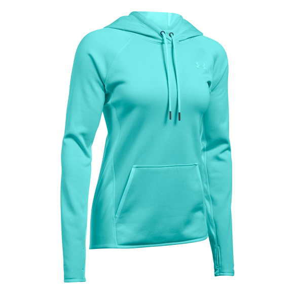 Armour Fleece Cross - Chandail à capuchon pour femme