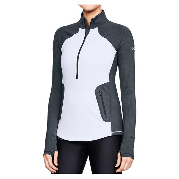 Reactor - Women's Half-Zip Sweater