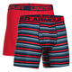 O Series Novelty - Men's Fitted Boxer Shorts (Pack of 2)  - 0