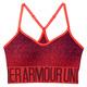 Ombre Novelty - Women's Seamless Sports Bra   - 2