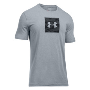 Boxed Logo - Men's T-Shirt