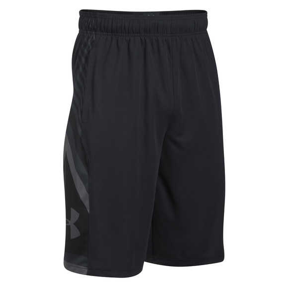 Space The Floor - Short de basketball pour homme