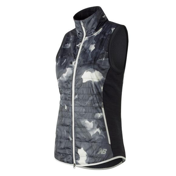 Hybrid - Veste d'entraînement sans manches pour femme