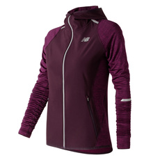 WJ73256 - Women's Hooded Running Jacket