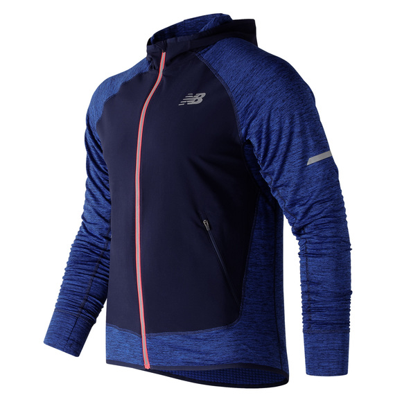 MJ73256 - Men's Hooded Running Jacket