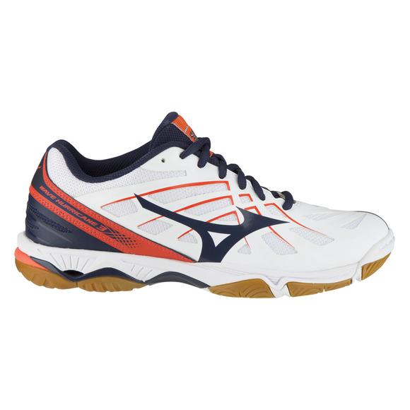 Hurricane 3 - Chaussures de court intérieur pour femme