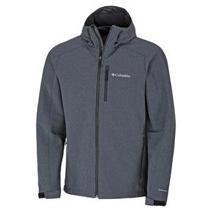 Pine Flats - Manteau softshell à capuchon
