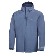 Pine Flats - Softshell Hooded Jacket