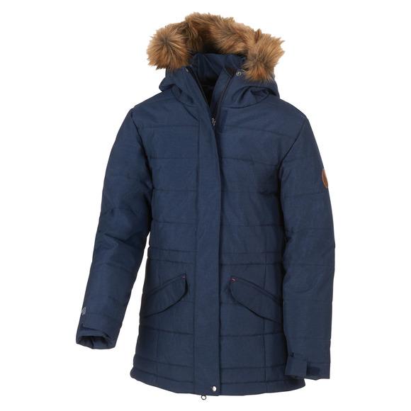 Kerry Jr - Girls' Hooded Jacket