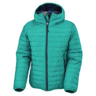 Rico II Jr - Girls' Hooded Jacket