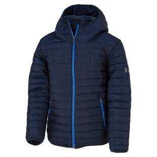 Rico II Jr - Boys' Hooded Jacket