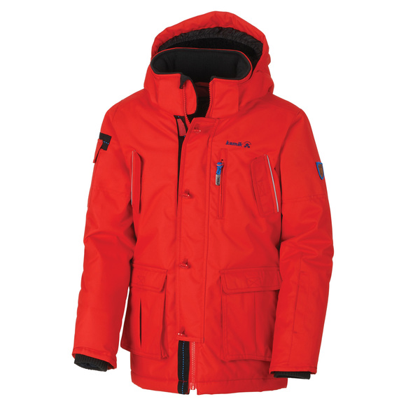 Quinn - Kids' Hooded Jacket