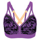 The Curvy Strappy - Women's Sports Bra  - 0