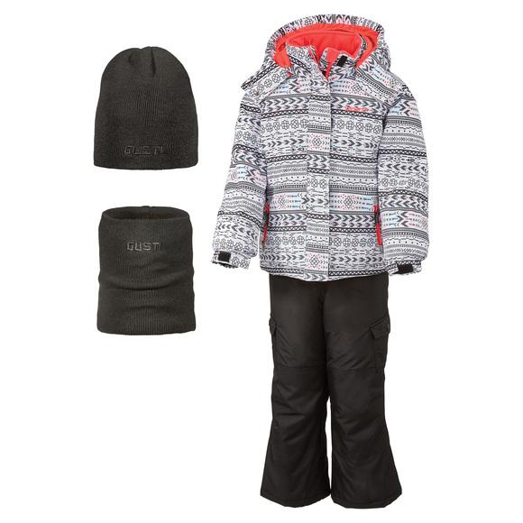 GWG3302B - Ensemble de neige isolé pour enfant