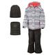 GWG3302B - Ensemble de neige isolé pour enfant   - 0