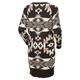 Dew Berry - Robe en tricot pour femme   - 1