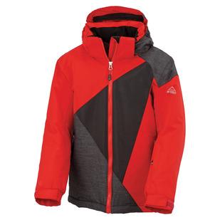 Robin II - Boys' Hooded Jacket