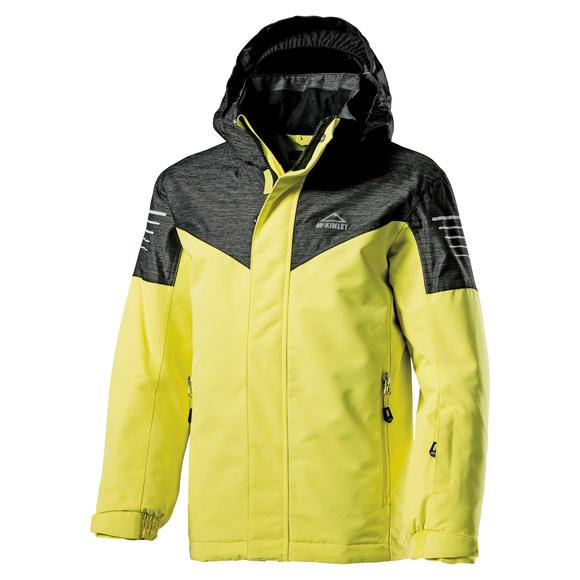 Tom II - Boys' Hooded jacket