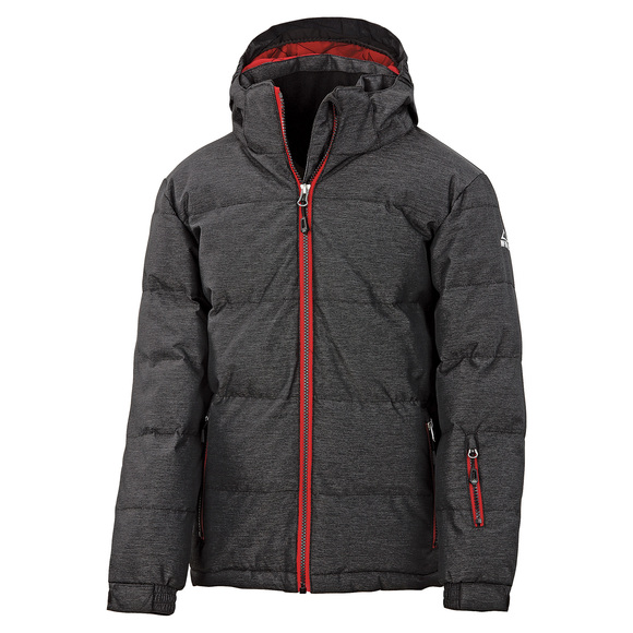 Troy Jr - Boys' Hooded Winter Jacket