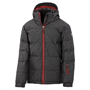 Troy Jr - Boys' Hooded Winter Jacket