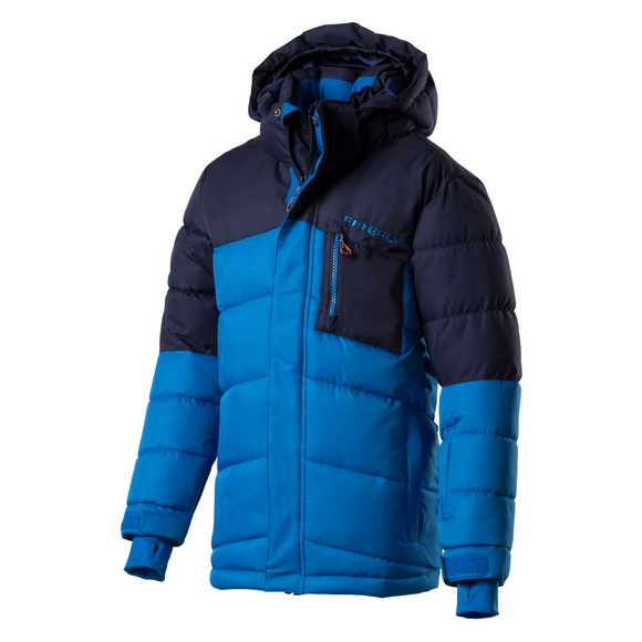 Tyson - Boys' Hooded Jacket
