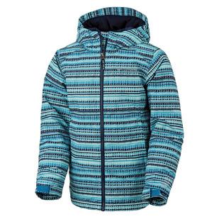 Misty Mogul Jr - Girls' Hooded Jacket