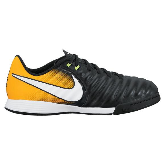 TiempoX Ligera IV IC Jr - Chaussures de soccer intérieur pour junior