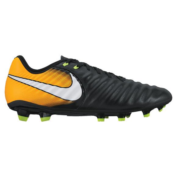 Tiempo Ligera IV FG - Chaussures de soccer extérieur pour adulte