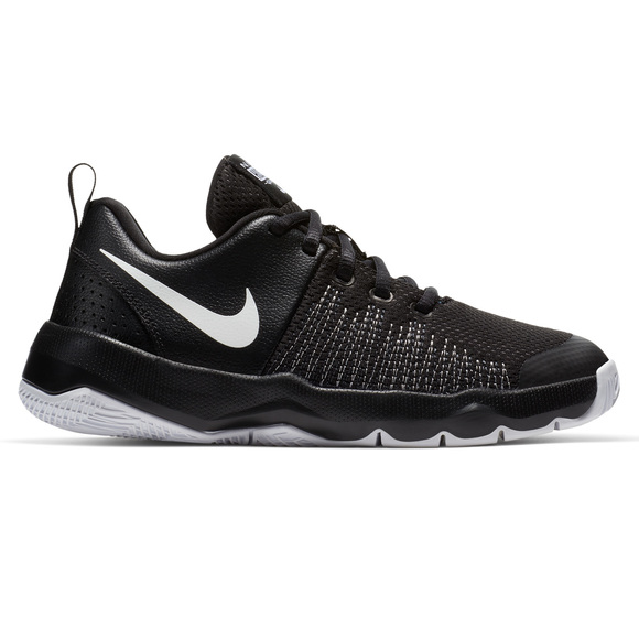 new style c8dc4 c7b60 NIKE Team Hustle Quick (GS) Jr - Junior Basketball Shoes   Sports ...
