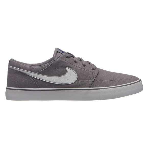 low priced 13ad2 6baa2 NIKE SB Solarsoft Portmore II Canvas - Men s Skate Shoes   Sports Experts