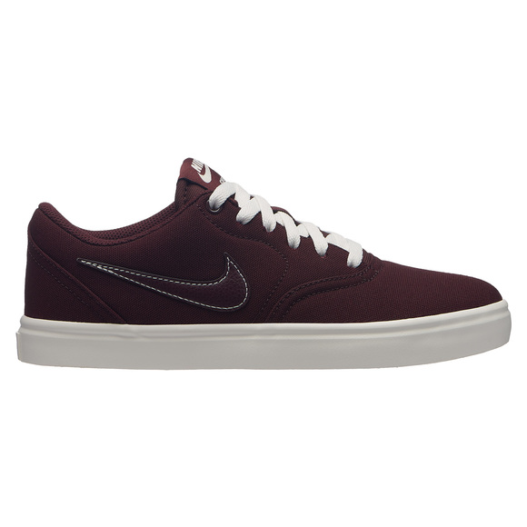 Check Solarsoft Canvas - Women's Skate Shoes