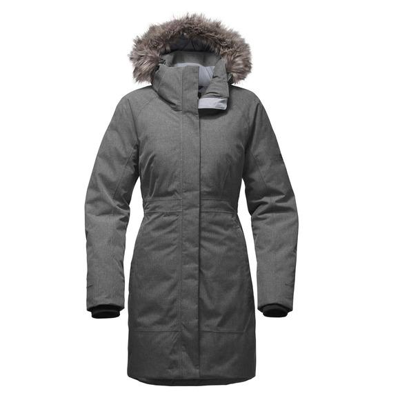 Arctic II - Parka à capuchon pour femme