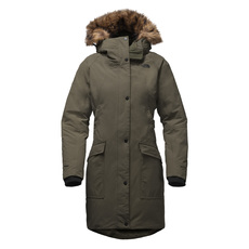 Outer Boroughs - Women's Hooded Parka