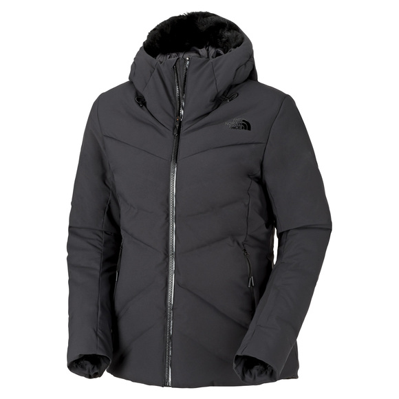 Cirque - Women's Hooded Down Jacket
