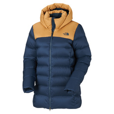 Nuptse Ridge - Women's Down Hooded Jacket