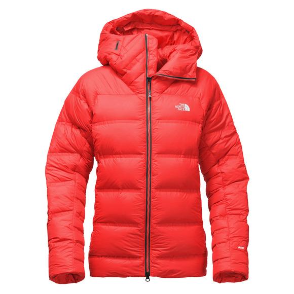 Summit L6 Down Belay - Women's Hooded Jacket