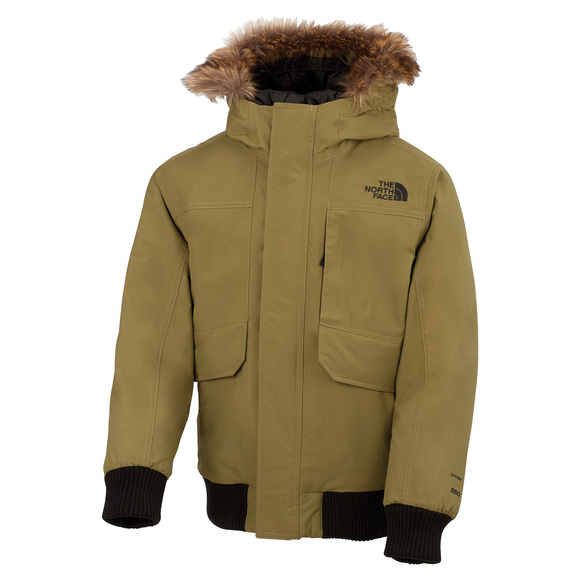 Gotham Jr - Junior Hooded Down Jacket
