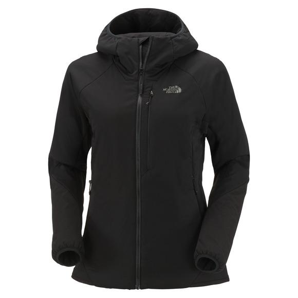 Ventrix - Women's Hooded Jacket