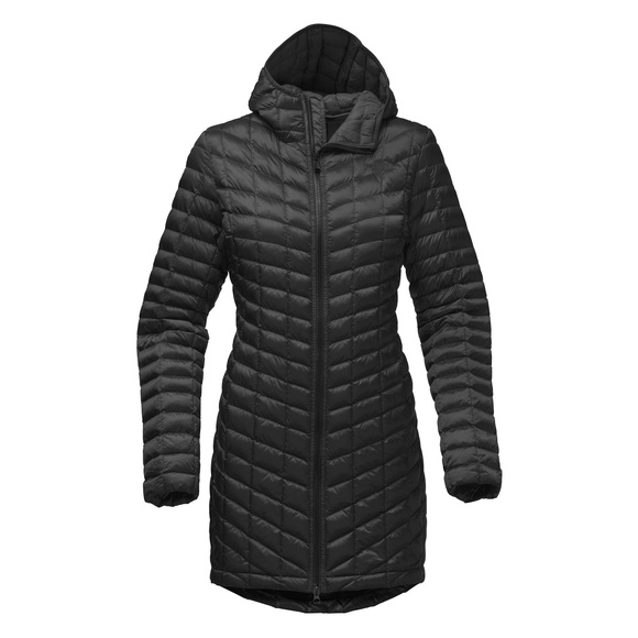 the north face thermoball manteau capuchon pour femme sports experts. Black Bedroom Furniture Sets. Home Design Ideas
