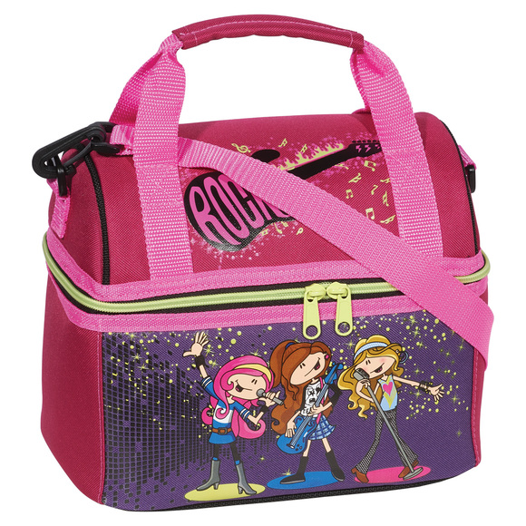 1611302 - Girl's Insulated Lunch Box