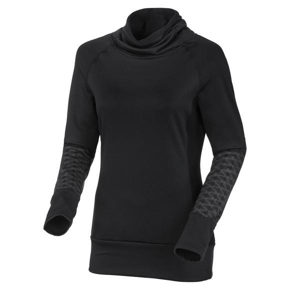 Warm N Bright - Women's Long-Sleeved Shirt