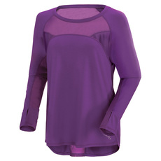 Run Free (Taille Plus) - Chandail pour femme