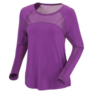 Warm N Bright (Plus Size) - Women's Long-Sleeved Shirt
