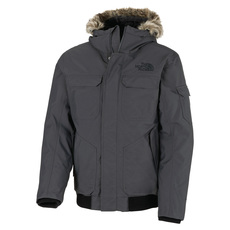 Gotham III - Men's Hooded Jacket