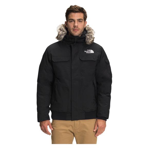 Manteau d'hiver north face pour homme