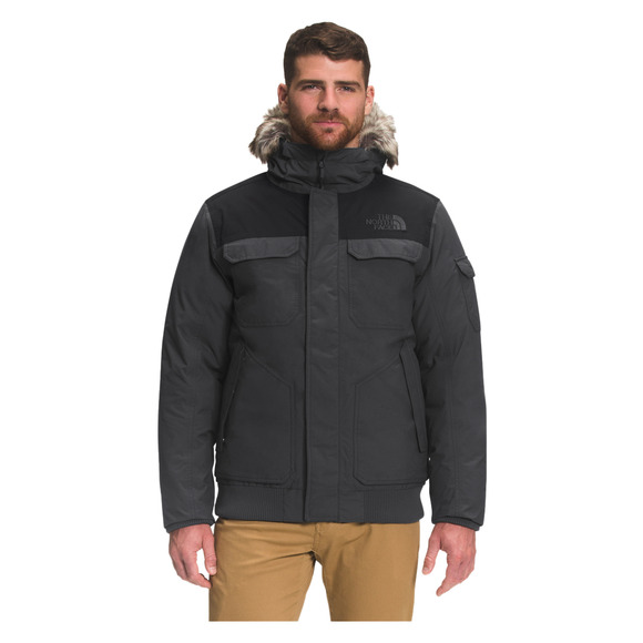 ec29211bc4 THE NORTH FACE Gotham III - Manteau à capuchon pour homme