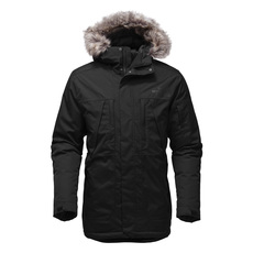 Outer Boroughs - Men's Hooded Parka