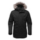 Outer Boroughs - Men's Hooded Parka  - 0