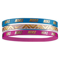 Metallic (Pack of 3) - Girls' Headbands